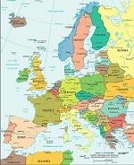 Cartina Politica Dell Europa Con Le Capitali.Quiz Geografia Capitali Europee