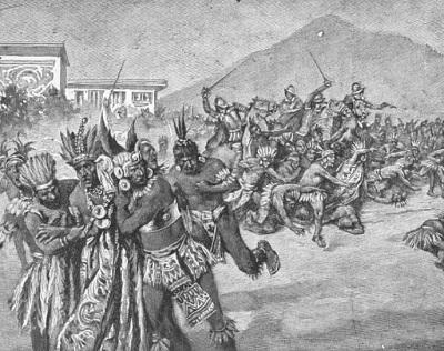 Atahualpa-attaccato