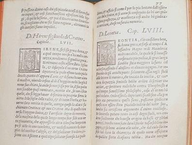 breve sintesi di storia della lingua italiana - stampa Manuzio