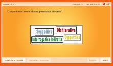 riconoscimento di soggettive, oggettive, interrogative indirette e dichiarative 2